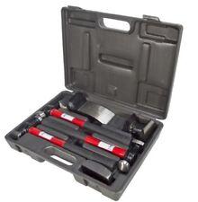 Pro 7PC Coche Auto Cuerpo Panel Kit de herramientas de reparación con cuerpo de fibra paliza martillos