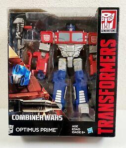 Transformers Generations Optimus Prime Combiner Wars Figure Ultra Prime 3 of 5