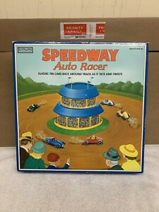 Schylling Collectors Series Speedway Auto Racer - New in open box