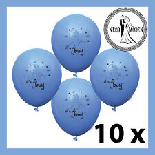 Its a Boy Babyballons Shower Party Geburt Babyparty Bebek Sekeri Pullerparty Boy