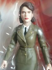 MARVEL LEGENDS FIGURE LOOSE EXCLUSIVE CAPTAIN AMERICA PEGGY CARTER
