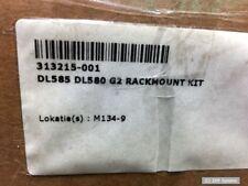 ORIGINALE HP 313215-001 mounting kit/guide di montaggio per dl580g2, ml570g2, NUOVO
