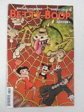 BETTY BOOP Comic #3  ~ GREAT Monster SPIDER Cover ~ Fleischer ~ NM/UNREAD