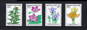 Korea 1994   Flower Flowers  Series  Stamp