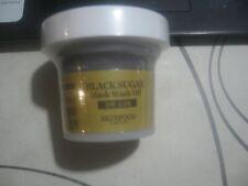 New-Sealed Jar-[Skin Food] Black Sugar Mask Wash Off Exfoliator 3.53 Ounce