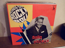 "LP 12 "" FATS DOMINO - Kings of rock'n roll - NM/MINT - NEUF - LIBERTY 052-91842"