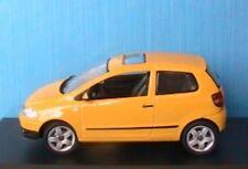VW VOLKSWAGEN FOX 1.4 2005 SCHUCO 1/43 IMOLA GELB JAUNE YELLOW GALLIO