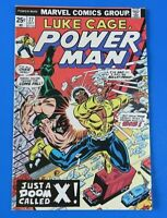 LUKE CAGE Power Man #27 BRONZE AGE COMIC BOOK 1975 ~ FN/VF