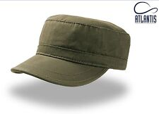 Cappello VASCO verde WARRIOR caps ARMY ATLANTIS Baseball CAPPELLINO oliva #
