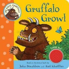 My First Gruffalo: Gruffalo Growl-ExLibrary