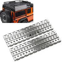 2pcs Edelstahl Sand Ladder für Traxxas TRX4 SCX10 D90 CC01 1:10 RC Auto Crawler