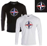 Mens T-Shirts Long Sleeve designer by Sailor London