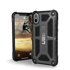 Case Urban Armor Gear MONARCH UAG Apple iPhone X - GRAPHITE - IPHX-M-GR