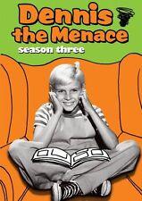 DENNIS THE MENACE SEASON 3 New Sealed 5 DVD Set