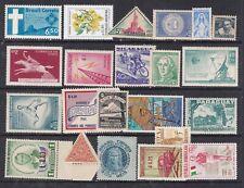 Latin America ^x22 older Mnh collection $@ dca 1340latin