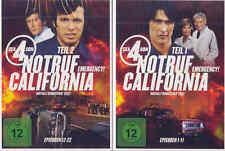 Notruf California Season 4.1 u. 4.2 - DVD