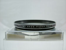 VIVITAR 82MM UV HAZE CAMERA LENS FILTER (MINT-)