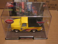 Disney Pixar Cars 2 Disney Store John Lassetire   W/ display