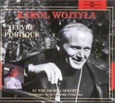Karol Wojtyla: Oeuvre Poetique, New Music
