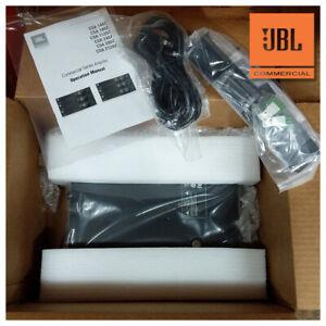 JBL CSA240Z 2 x 40W Commercial Amplifier, 70V/100V, 1U Half-Rack OPEN brown box