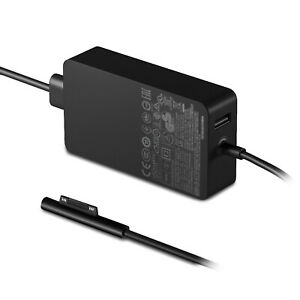 Genuine Microsoft Surface Book 2 Laptop Pro 102W Power Supply Charger Model 1798