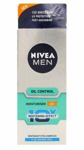 Nivea For Men Advanced Whitening Oil Control Moisturiser