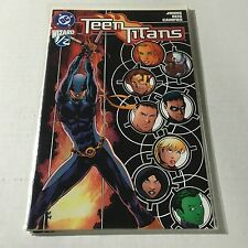 TEEN TITANS # 1/2 DC Sold Out Key 1st Print 2003 Series 1st RAVAGER Appearance