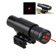 Red Laser Sight Rifle 11/20mm Mount Rail For Airsoft Gun Hunting Laser Scope