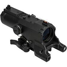 NcSTAR VISM VECO434QRBM2 Tactical ECO Series Green Laser Prismatic Rifle Scope