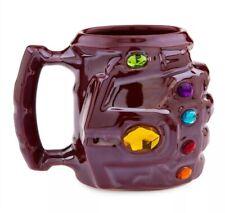 NEW Disney Marvel Avengers: Endgame NANO Gauntlet Mug