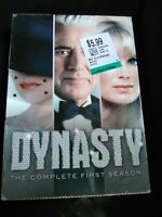 Dynasty - The Complete First Season (DVD, 2005, 4-Disc Set)