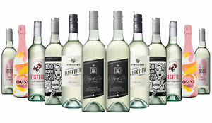 Festive Special White Mixed 12x750ml RRP$249 Free Shipping/Returns
