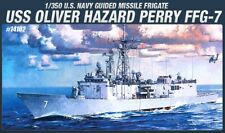 [Academy] 1/350 USS Oliver HAZARD PERRY FFG-7 Plastic Model Kit Battleship 14102