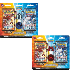 Pokemon Double Crisis Rival Ambitions: BOTH Team Aqua Vs Magma Booster Expans...