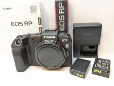 MINT - Canon EOS RP Mirrorless Digital Camera Body + BONUS 256 GB MEMORY CARD
