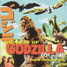 The Best of Godzilla, Vol. 1: 1954-1975 by Soundtrack (CD-1998, GNP Crescendo)