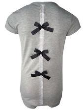 Vêtements gris avec col rond pour fille de 4 à 5 ans