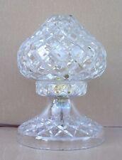 Belle lampe CHAMPIGNON CRISTAL ? vintage ancienne luminaire déco mushroom lamp