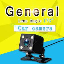170°Universal Car Rear View Camera AutoParking Reverse Backup Camera NightVision