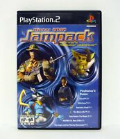 JAMPACK WINTER 2002 PlayStation 2 PS2 Complete CIB PERFECT DISC Fast Ship World!