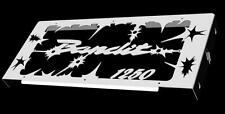 "radiator cover / radiator guards Suzuki GSF 1250 Bandit 07>14 design""hold up"""
