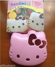 Hello Kitty Sandwich Maker Bread Mold Cutter Cookie Biscuit Cutter