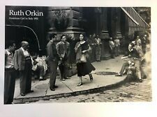 Ruth Orkin - American Girl in Italy 1951 - Photography -1989 - Offset Poster