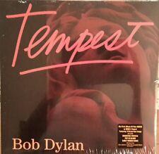 Bob Dylan~Tempest~Factory Sealed Mint  180 Gram Double LP, Plus CD