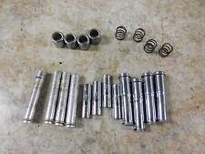 06 Harley Davidson FLTRI Road Glide engine pushrod tubes push rod covers