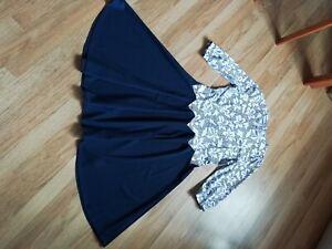 Vintage Mayfair by Berkertex dress 14-16