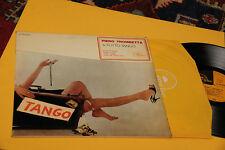 PIERO TROMBETTA LP A TUTTO TANGO 1°ST ORIG ITALY 1971 EX+ TOP SEX COVER