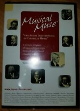 Musical Muse The Audio Encyclopedia Of Classical Music Software Version 1.0-Us