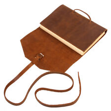 Handmade Antique Classic Leather Journal Diary Notebook for Gift Supplies