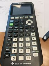 ti84 plus ce graphing calculator With Charger